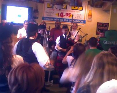 St. Patty's Day Band